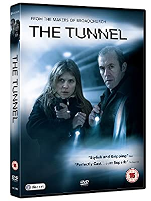 The Tunnel: Series 1 2-Disc Set [DVD]