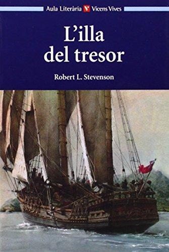 L'illa Del Tresor. Col.lecció Aula Literària. Auxiliar De - 9788431640675