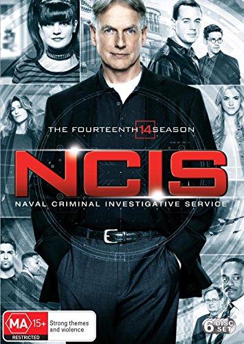 Preisvergleich Produktbild NCIS - Season 14 - Import in englischer Sprache ohne deutschen Ton - RC2