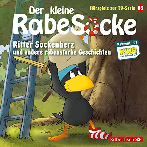 Ritter Sockenherz, Mission: Dreirad, Der falsche Pilz (Der kleine Rabe Socke - Hörspiele zur TV Serie 3): 1 CD - Pilz-serie