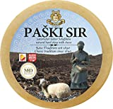 Ganzer Laib PAGER KÄSE - PAŠKI SIR Schafskäse ca. 2600g mit Meersalz aus der Saline von Pag