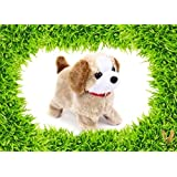 Cute Puppy Walking, Barking & Jumping Puppy Toy For Kids