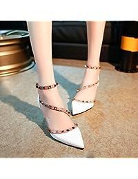 GAOLIM La Jeune Fille Sandales D'Été Chaussures Femmes Yoo Creux De La Pointe De Chaussures Unique Doux, Confortables Et Des Chaussures Femme Polyvalent