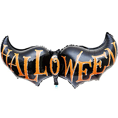 HCFKJ 2017 Mode Halloween Fledermaus FlüGel Dekorative Folie Ballons