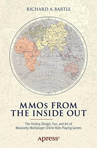 MMOs from the Inside Out: The History, Design, Fun, and Art of Massively-multiplayer Online Role-playing Games (English Edition) por Richard A. Bartle