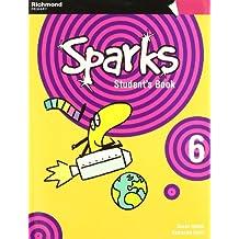 Sparks, 6 Educación PriMaría. Student's book - 9788466819756