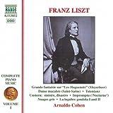 Liszt: Danse MacAbre / Totentanz / Nuages Gris (Liszt Complete Piano Music, Vol. 1)