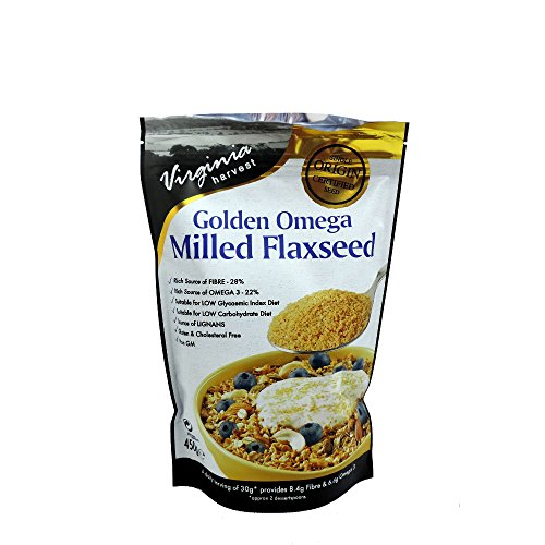 virginia-harvest-golden-omega-milled-flaxseed-450g-case-of-8