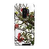 artboxONE Samsung Galaxy S9 Plus Tough-Case Handyhülle Rose von Tan Kadam - Tough-Case Handyhülle Smartphone Case