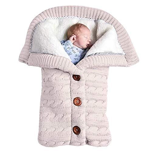 FORBABY Bolsas dormirSwaddle Wrap Manta Saco Dormir