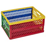 #10: Early Learning Resources LLC Collapsible Crates Ventilated Sides