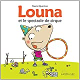 Louna et le pestacle de cirque