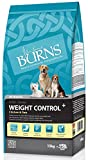 Burns weight control+ loss light adult dog food senior chicken & oats all sizes