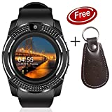Xotak Smart Watch with Bluetooth Sim Card (4G Supported) Health Fitness Tracker