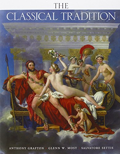 The Classical Tradition (Harvard University Press Reference Library) by Anthony Grafton (3-May-2013) Paperback