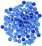 Neolab 74541tappi a vite per reazione navi–blu (confezione da 1000)