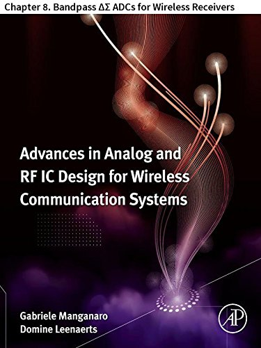 Advances in Analog and RF IC Design for Wireless Communication Systems: Chapter 8. Bandpass ΔΣ ADCs for Wireless Receivers (English Edition) - Bandpass-system