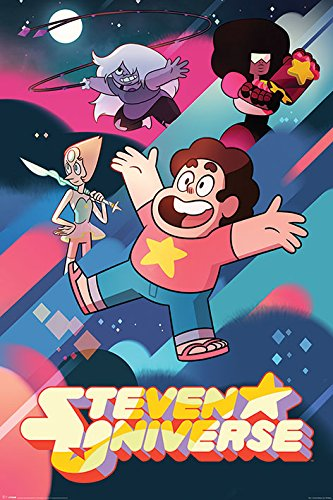Pyramid International acción Steven Universe Maxi