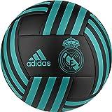 adidas Herren FBL Real Madrid Ball 5 Black/Negro/Arraer
