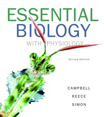 Essential Biology with Physiology by Neil A. Campbell (2006-10-03)