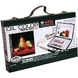Royal & Langnickel RSET-OIL7000 - Maletín de pintura al óleo de viaje