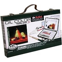Royal & Langnickel RSET-OIL7000 - Maletín de pintura al óleo ...