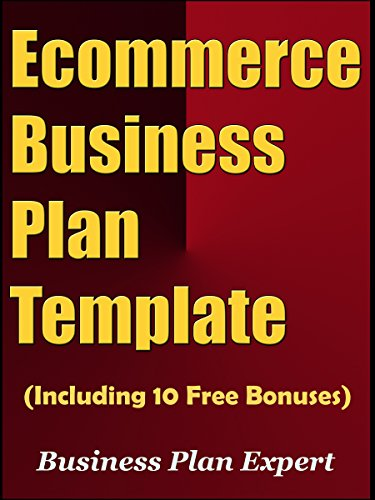 Ecommerce business plan template including 10 free bonuses ebook ecommerce business plan template including 10 free bonuses by business plan expert fbccfo Choice Image