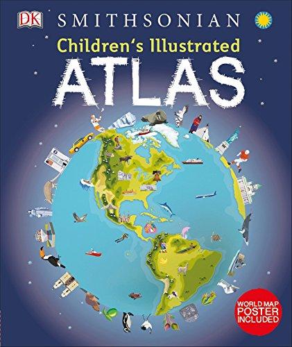Children's Illustrated Atlas por Dk