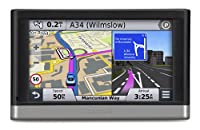 Garmin Nuvi 2597LM 5 inch Satellite Navigation with UK and Full Europe Maps, Free Lifetime Map Updates and Bluetooth