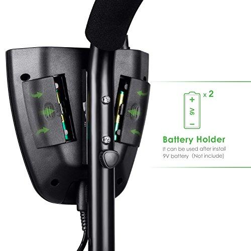 Zoom IMG-3 intey metal detector 9 8