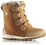 Columbia Unisex Kids' Youth Whitney Suede Snow Boots