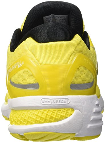 Saucony Herren Triumph Iso 2 Pop Trainingsschuhe Multicolore (Long Run Lemon)