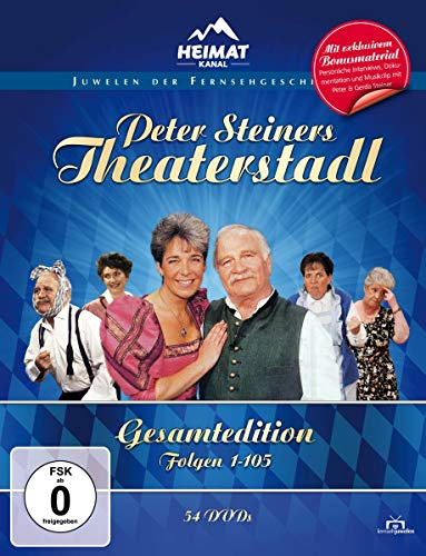 Peter Steiners Theaterstadl - Gesamtedition (54 Discs)