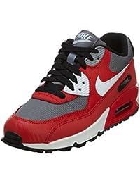 Nike Air Max 90 (GS) Zapatillas de running, Niños