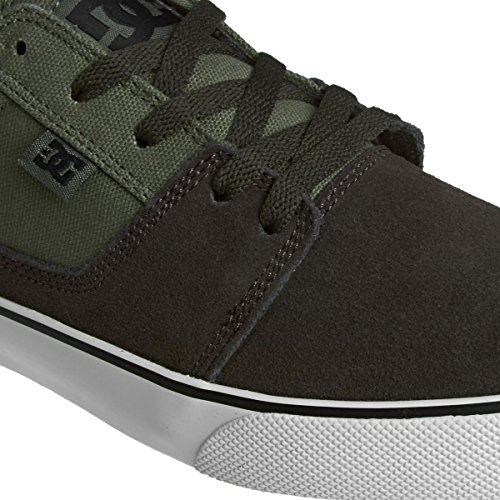 DC TONIK Unisex-Erwachsene Sneakers grün - dunkelgrün