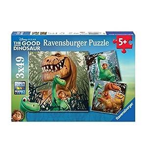 Ravensburger Monster Allergy, Monsterwelt  - Puzzle Piece 3x49