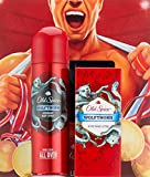 Old Spice GS wolfthorn Aftershave Loción y desodorante Spray 2017,...