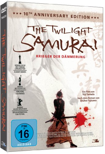 The Twilight Samurai - Krieger der Dämmerung (10th Anniversary Edition) (Dvd Twilight Filme)