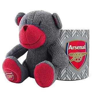 Arsenal F.C. Mug a Bear Set