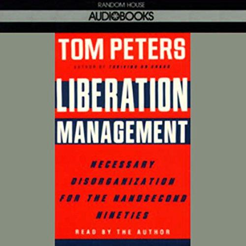 Liberation Management  Audiolibri