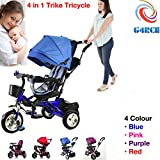 Best Baby Bike Strollers - G4RCE® 4 in 1 Kids My First Trike Review
