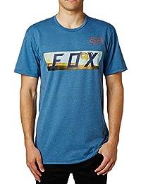 Tee shirt Fox Ghostburm Gris Bleu