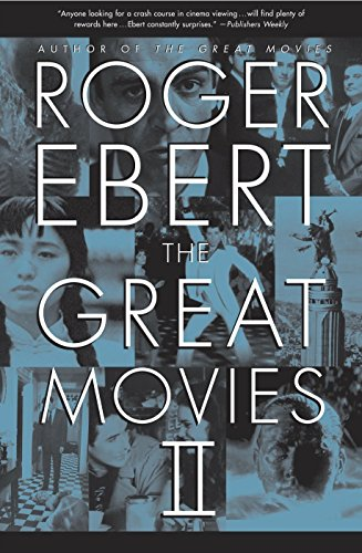 The Great Movies II por Roger Ebert