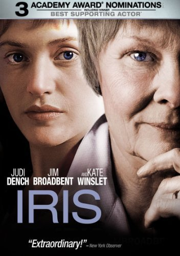 Iris [DVD + Digital] by Judi Dench