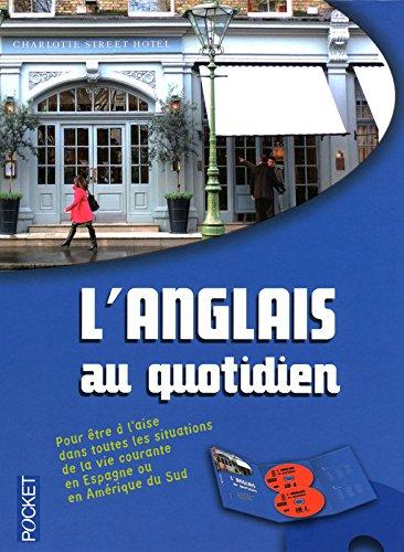 coffret L'anglais au quotidien (livre + 2CD) par Christopher MASSON