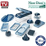 Genius Nicer Dicer Fusion Smart Julietti