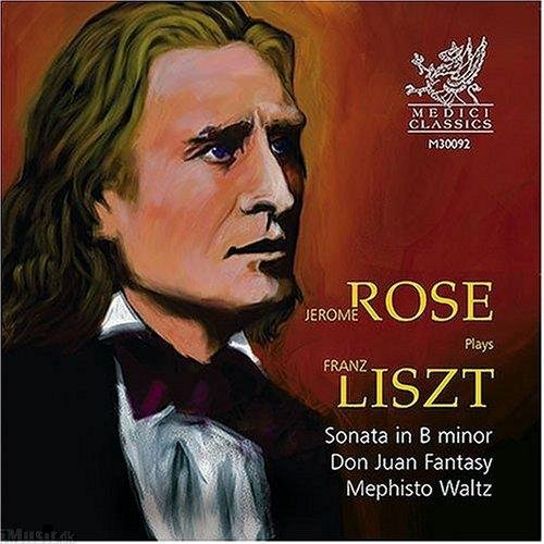 Jerome Rose Plays Franz Liszt