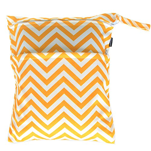 damero-cute-travel-baby-wet-and-dry-cloth-diaper-organizer-bag-medium-yellow-chevron