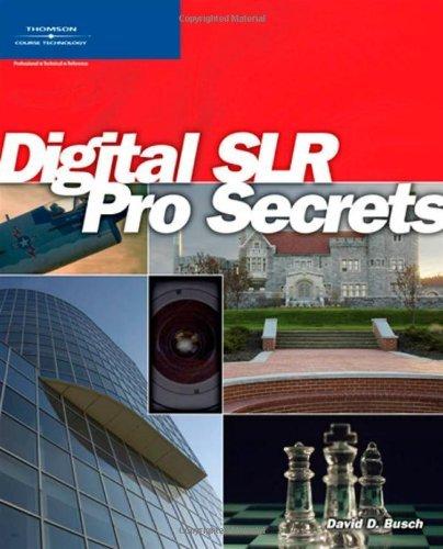 Digital SLR Pro Secrets by David D. Busch (2006-01-19)