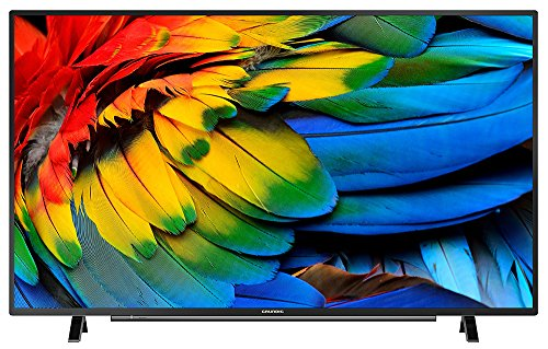 Grundig 43 VLX 6000 BP 109 cm (43 Zoll) LED-Backlight Fernseher (Ultra HD, HDR, HD Triple Tuner, Smart TV, DTS PremiumSound, USB Recording)
